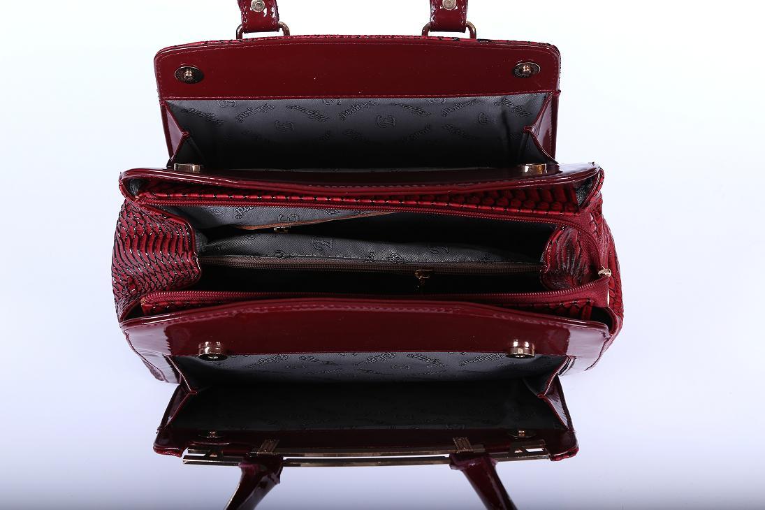 Geanta Elegant rosie H01120 interior