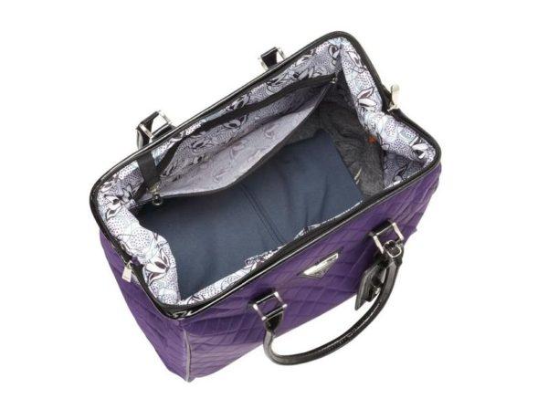 GUESS Travel Gleem Tote Bag 2