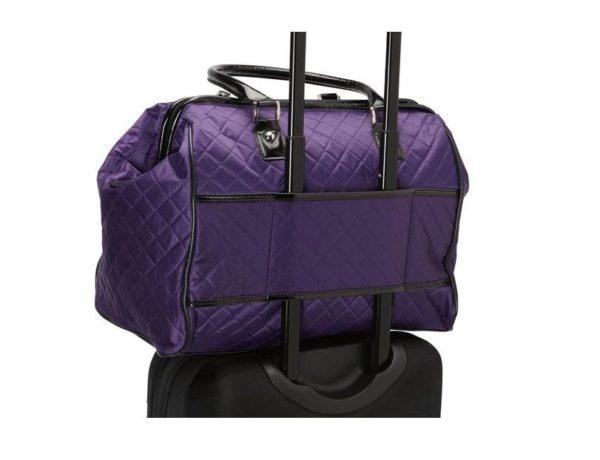 GUESS Travel Gleem Tote Bag 4