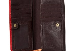 fossil preston flap clutch 2