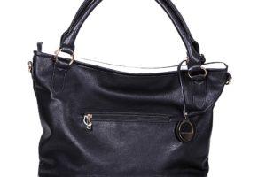 geanta alb negru impact 2