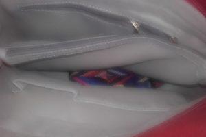 geanta casual rosu bareta multicolor 6