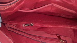 geanta casual rosu piele eco 4