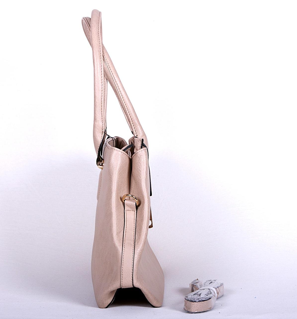 geanta dama casual bej 3