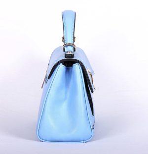 geanta johnny & johnny albastru 3
