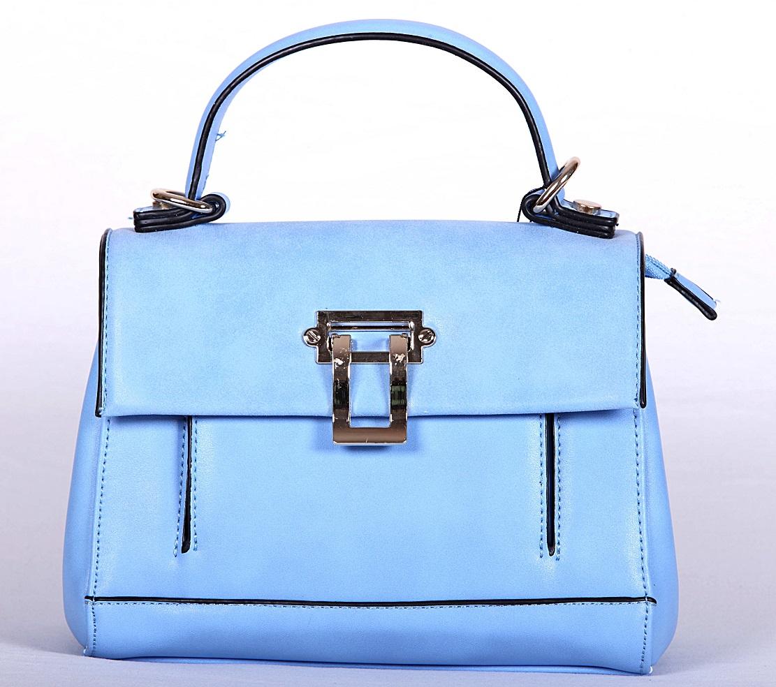 geanta johnny & johnny albastru
