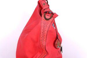 geanta rosu dudlin casual 4