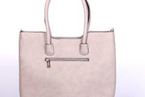 geanta silvia rosa crem argintiu 2